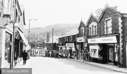 Newbridge, High Street c.1965