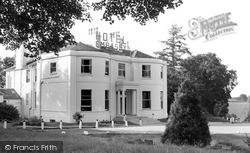 Newbridge, Hotel Embassy c.1955