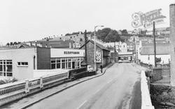 Newbridge, Main Road c.1965