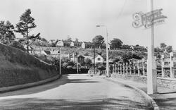 Newbridge, Park Road c.1955