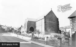 Newbridge, The Church c.1960