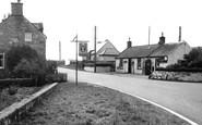 Newbridge, the Post Office c1955