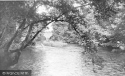 Newbridge, The River Cairn c.1955