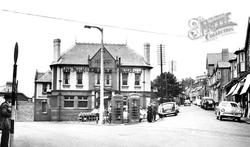 Newbridge, The Square c.1960