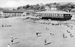 Newbridge, The Stadium c.1955