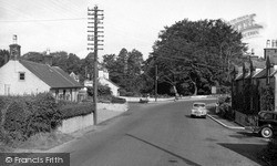 Newbridge, The Village c.1955