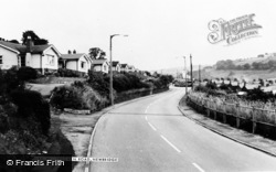 Newbridge, Treowen Road c.1965