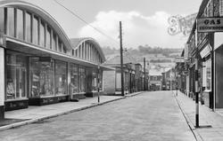 Newbridge, Victoria Terrace c.1960