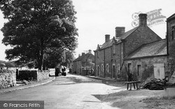Newbrough, Looking East c.1955
