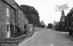 Newbrough, The Village c.1955