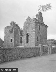 Denmylne Castle 1953, Newburgh