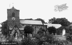 Newburn, Church Of St Michael And All Angels c.1955