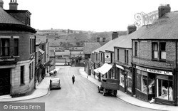 Newburn, Station Road 1951