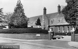 Newbury, And District Hospital c.1955