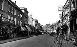 Newbury, Bartholomew Street c.1930