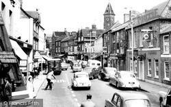 Newbury, Bartholomew Street c.1965