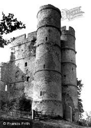 Newbury, Donnington Castle c.1950