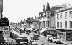 Newbury, Northbrook Street 1960