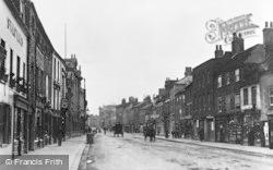 Newbury, Northbrook Street c.1890