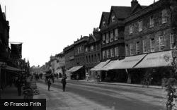 Newbury, Northbrook Street c.1900