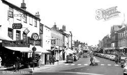 Newbury, Northbrook Street c.1960