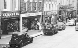 Newbury, Northbrook Street, Chain Stores c.1965