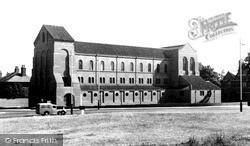 Newbury, St John's Church c.1960