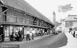 Newbury, The Wharf c.1960