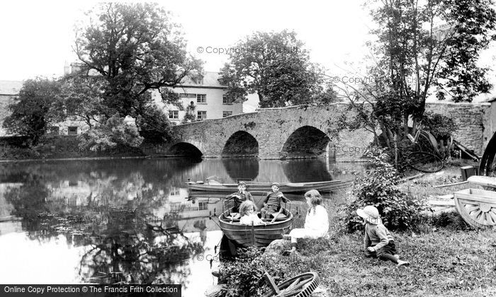 Newby Bridge photo