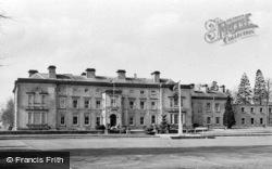 Newby Wiske Hall c.1960, Newby Wiske