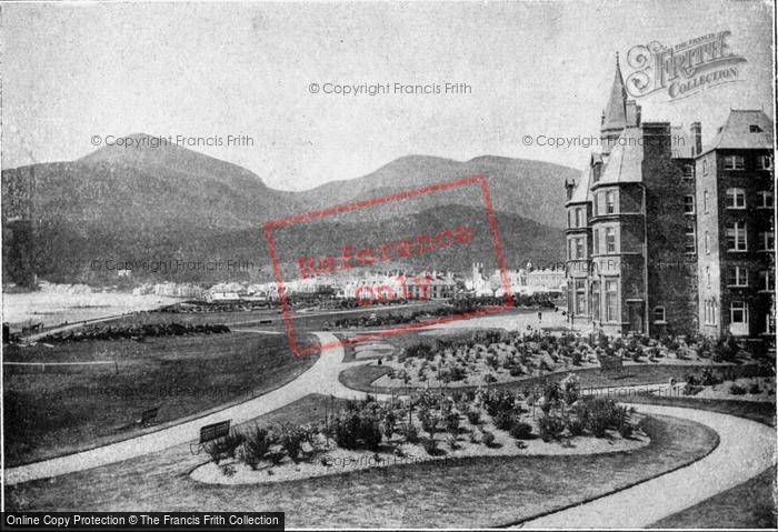 Photo of Newcastle, c.1900