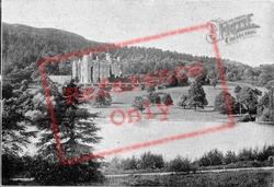 Newcastle, Castlewellan Castle c.1900