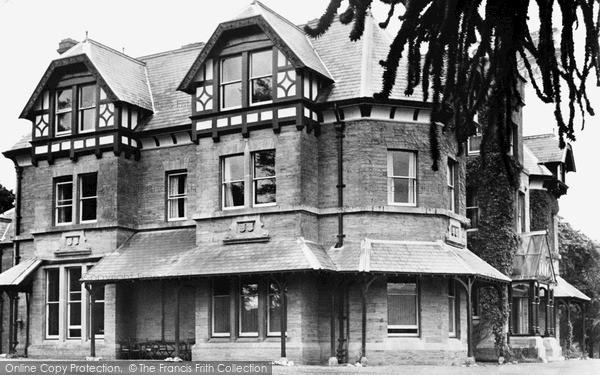 Newcastle Emlyn, Cilgwn c1955