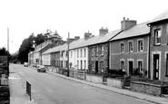 Newcastle Emlyn, Lloyd's Terrace c1955