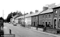 Newcastle Emlyn, Lloyd's Terrace c.1960