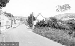 Newcastle Emlyn, Lloyds Terrace c.1960