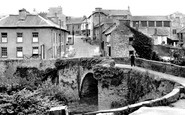 Newcastle Emlyn, the Bridge c1960
