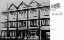 The Cawdor Hotel c.1955, Newcastle Emlyn