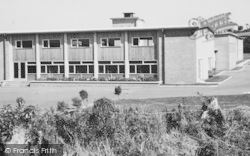 Newcastle Emlyn, The New School c.1960