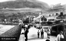 Newcastle, The Promenade c.1960