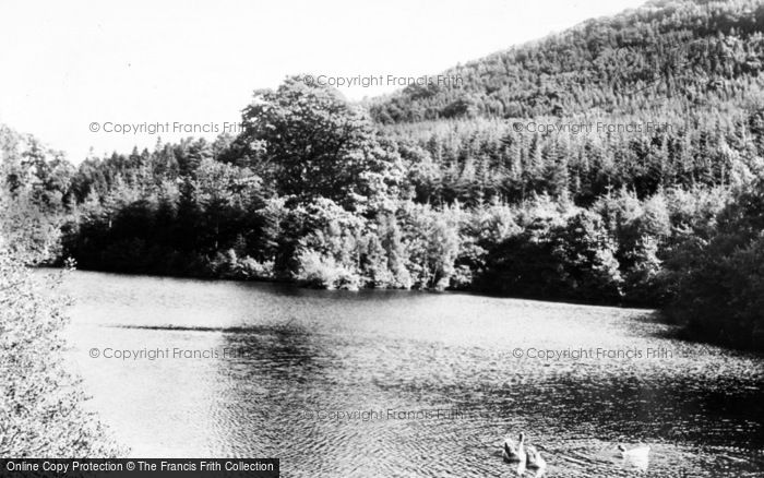 Photo of Newcastle, Tollymore Park c.1960