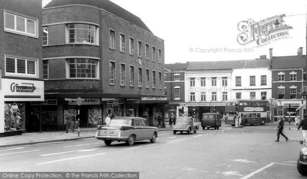 Newcastle, c1965