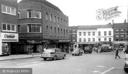 Newcastle Under Lyme, c.1965