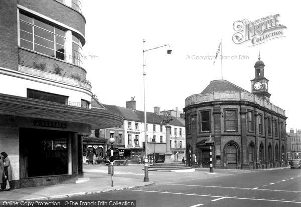 Newcastle, Guild Hall c1940