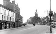 Newcastle, High Street 1951