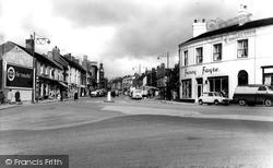 Newcastle Under Lyme, High Street 1963