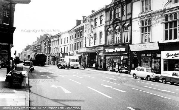 Newcastle, High Street 1965