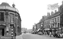 Newcastle Under Lyme, High Street c.1951