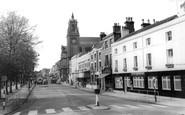 Newcastle, Ironmarket c1965