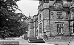 Newcastle Under Lyme, Keele University c.1960